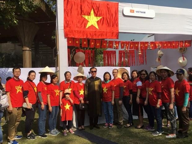 Vietnam represented at International Bazaar 2018 in India hinh anh 1