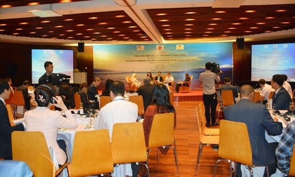 Int'l seminar promotes East Sea maritime security cooperation hinh anh 1