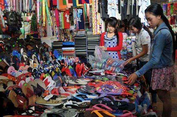 Fair promotes Vietnam-China border trade hinh anh 1