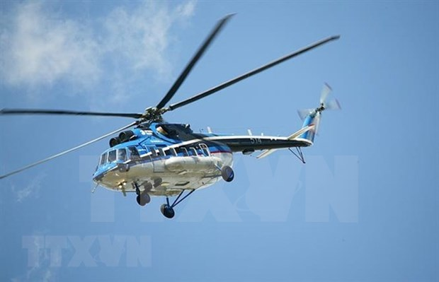 Russian helicopter producer eyes bigger ASEAN market share hinh anh 1