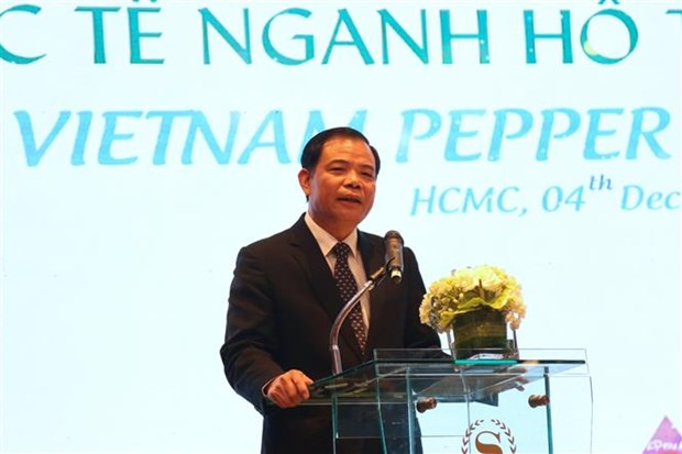 Vietnam not increase pepper growing areas: MARD hinh anh 1