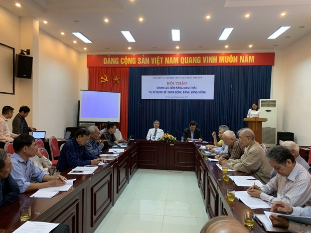 Experts debate feasibility of mining Red River Delta coalfield hinh anh 1
