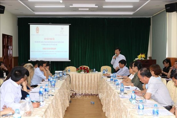 Vietnam makes efforts to join ILO's collective bargaining convention hinh anh 1