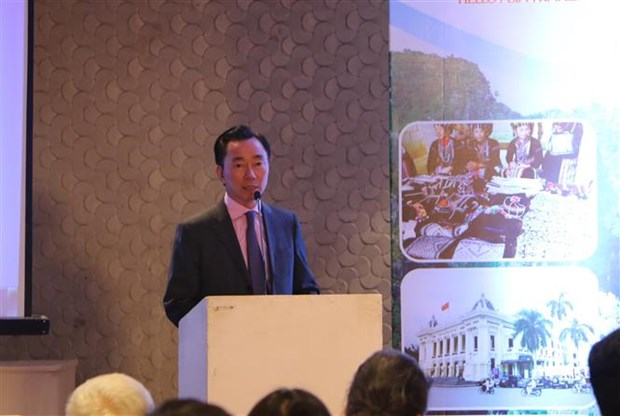 Event promoting Vietnam's tourism held in India hinh anh 1