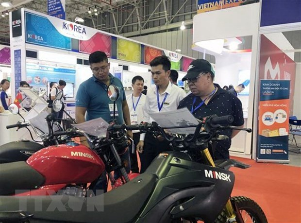 International expos open to boost trade in industrial products hinh anh 1