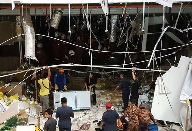 Malaysia: explosion kills three hinh anh 1