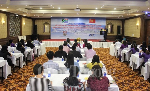 Vietnam-South Africa trade to hit 2 billion USD in 2019 hinh anh 1