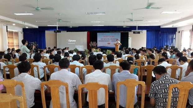 Vietnam-US joint project aids HIV/AIDS control in Thanh Hoa hinh anh 1