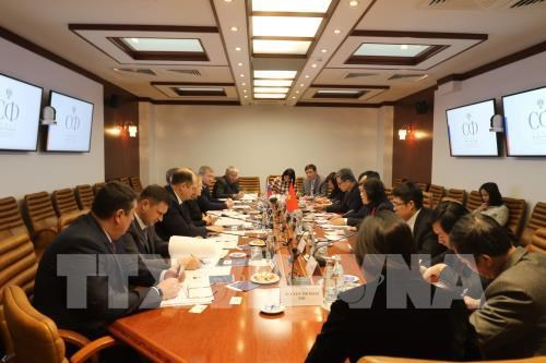 Vice Chairman of NA Office visits Russia hinh anh 1
