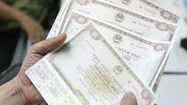 G-bond auction raises 5.2 trillion VND hinh anh 1