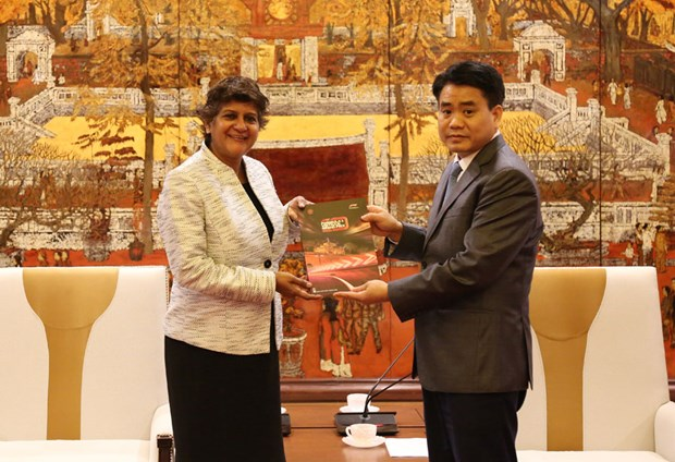 Promotion of Hanoi on CNN proves effective hinh anh 1