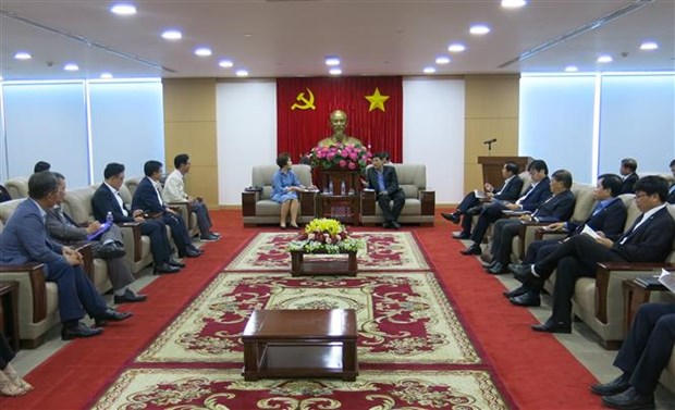 RoK businesses appreciate Binh Duong's investment climate hinh anh 1