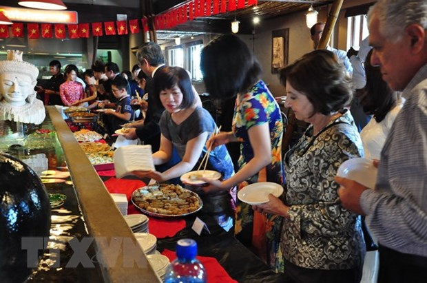 Vietnamese tourism, cuisine introduced in South Africa hinh anh 1