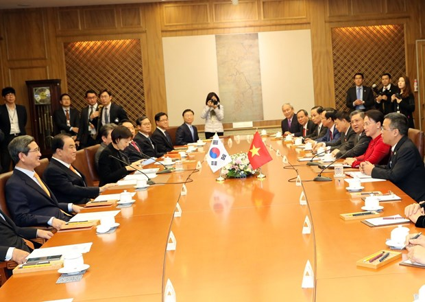 Vietnam's National Assembly keen to develop relations with RoK: top legislator hinh anh 2