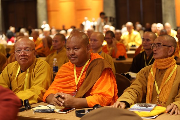 Int'l conference talks values of Truc Lam Buddhist sect hinh anh 1