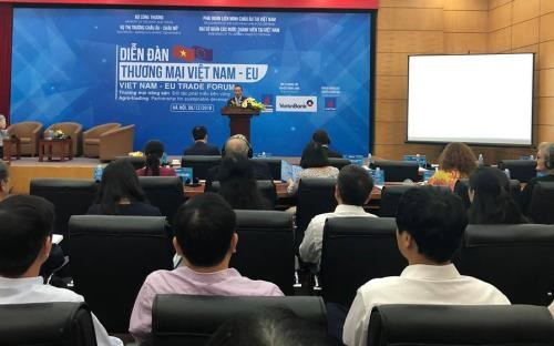 Vietnamese farm produce holds huge potential in EU market hinh anh 1