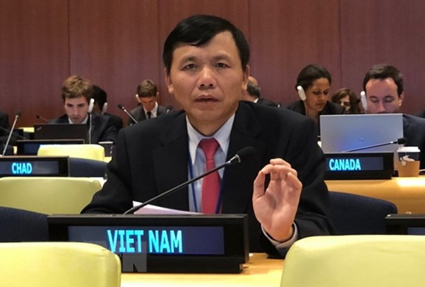 Ambassador underlines necessity of fostering UN ties with regional organisations hinh anh 1