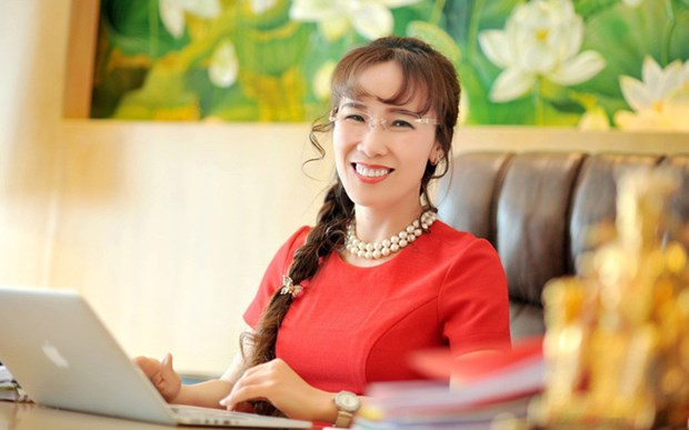Vietjet Air CEO honoured by Forbes hinh anh 1