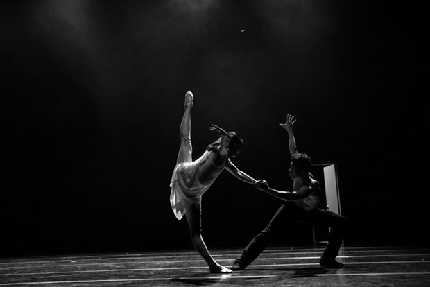 HCM City show features classic and contemporary dance hinh anh 1