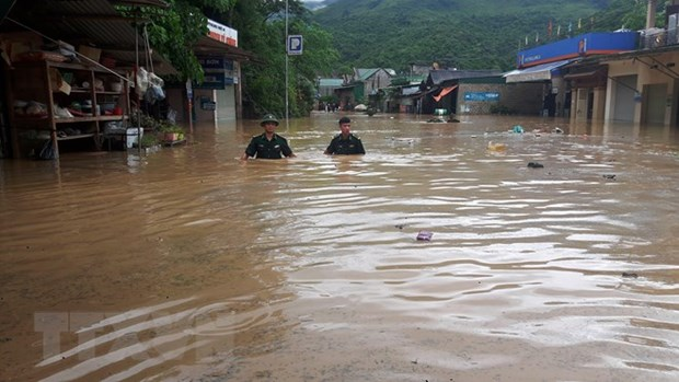 Vietnam among worst hit nations by extreme weather in past 20 years hinh anh 1