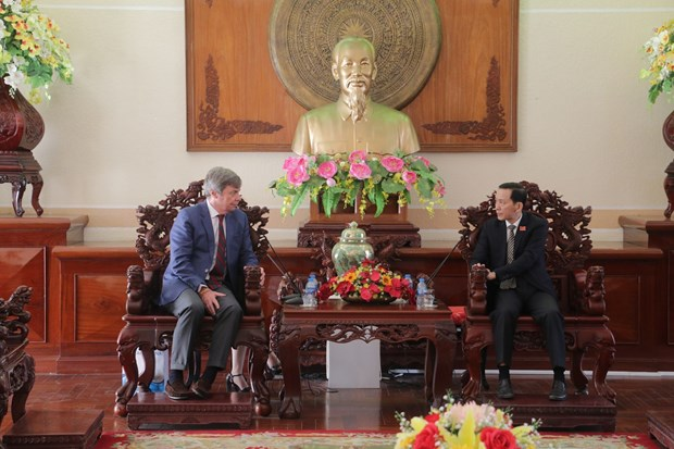 Agriculture cooperation prospects for Vietnam, Argentina hinh anh 1