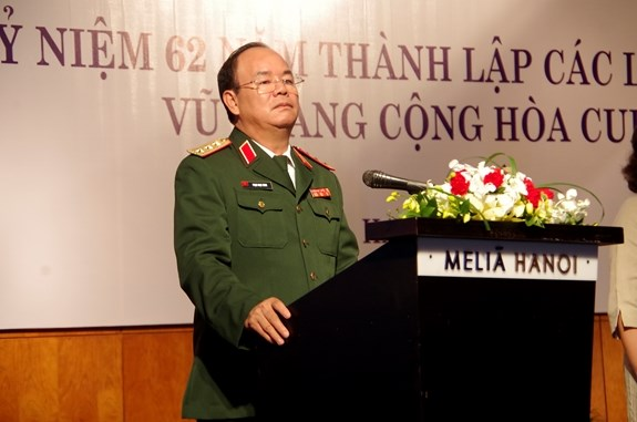 Vietnam's army strengthens solidarity with Cuban armed forces hinh anh 1
