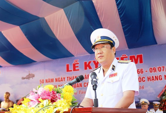 Delegation of Vietnam People's Navy visits India hinh anh 1