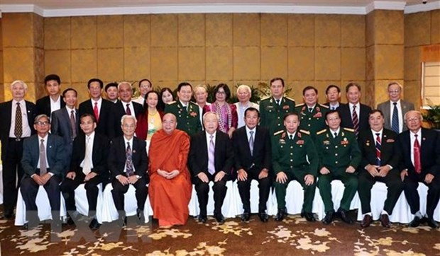 Vietnam, Cambodia promote people-to-people exchanges hinh anh 1