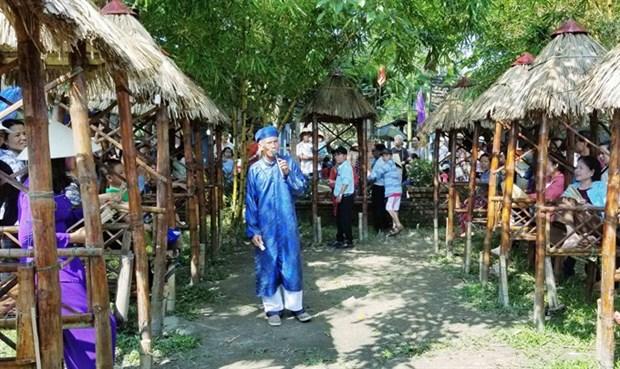 Thua Thien-Hue promotes revival of bai choi hinh anh 1