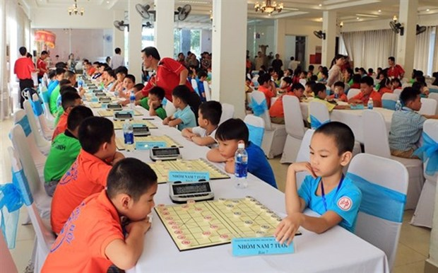 Young masters to compete at Vietnam's Asian Xiangqi tourney hinh anh 1