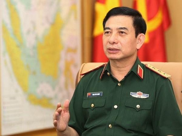 Officials highlight progress in Vietnam-EU defence ties hinh anh 1