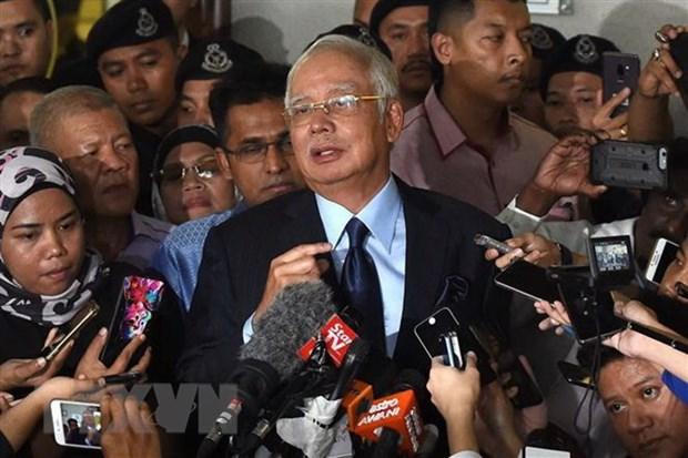 Malaysia's former PM Najib Razak arrested hinh anh 1