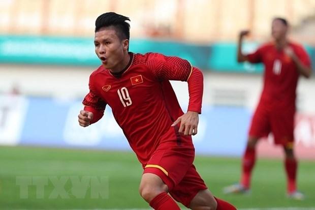 Midfielder Nguyen Quang Hai nominated Asia's best footballer award hinh anh 1