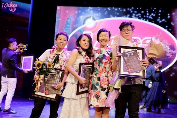 Students' talent contest Express Yourself 2019 launched hinh anh 1