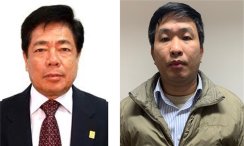 Vinashin's former General Director detained hinh anh 1