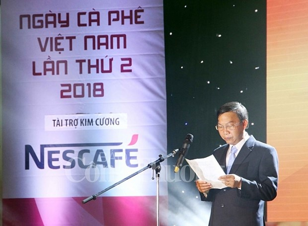 Dak Nong hosts second Vietnamese Coffee Day hinh anh 1