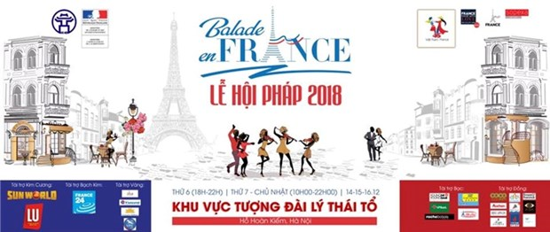 French gastronomy festival to take place in Hanoi hinh anh 1