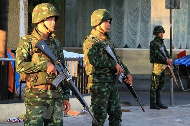 Thai government lifts political ban to clear way for Feb polls hinh anh 1