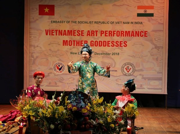 Vietnam, India seek ways to promote cultural communication hinh anh 2