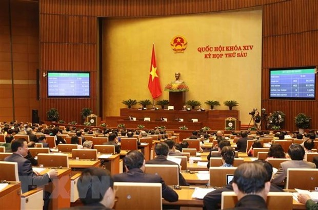 President's order to promulgate nine laws announced hinh anh 1