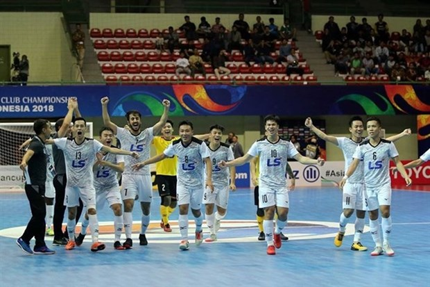 Thai Son Nam nominated for world's best futsal club award hinh anh 1