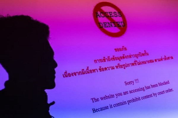 Thailand's cyber security proposal approved hinh anh 1