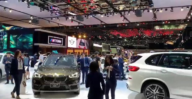 Last day of Thailand's Motor Expo 2018 sees high interest hinh anh 1