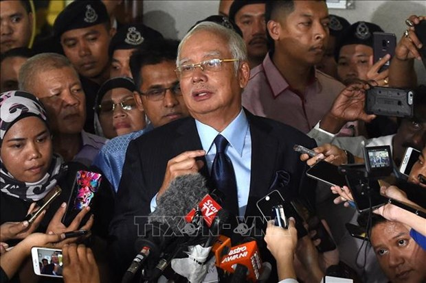 Former Malaysian PM accused of tampering with 1MDB final audit report hinh anh 1