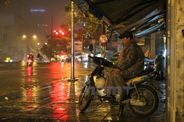 Cold spell hits northern, central regions hinh anh 1