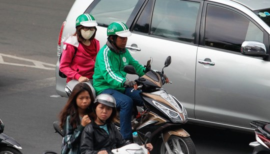Investigation into Grab's acquisition of Uber in Vietnam results announced hinh anh 1