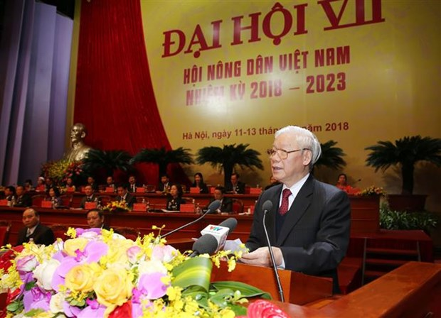 Union asked to foster connection between Party, State and farmers hinh anh 1