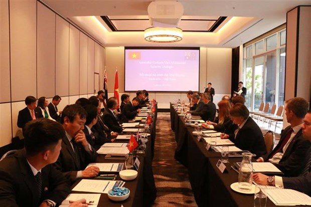 Vietnam, Australia hold first vice-ministerial security dialogue hinh anh 1