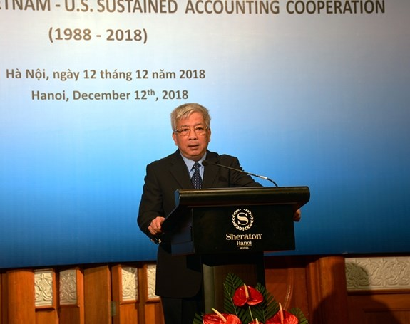 Vietnam, US mark 30 years of MIA search cooperation hinh anh 1