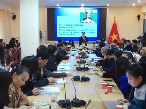 Experts discuss current situation of informal economy hinh anh 1
